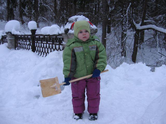 Как сделать детскую лопатку для снега фото 391