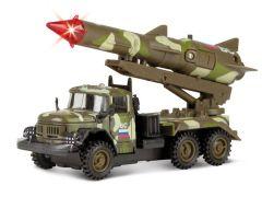 Военная ракета на шасси ЗИЛ-131