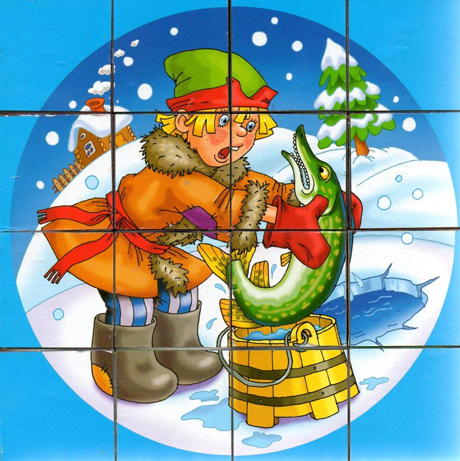 Собери картинку из частей для детей 6-7 лет, октоберфеста
