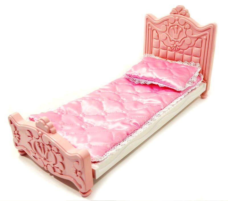 кровать для куклы фото нашей копилке появился
