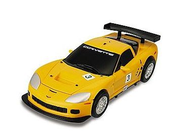 Трансформер RoadBot Chevrolet Corvette C6R. Купить автобота Chevrolet Corvette C6R.