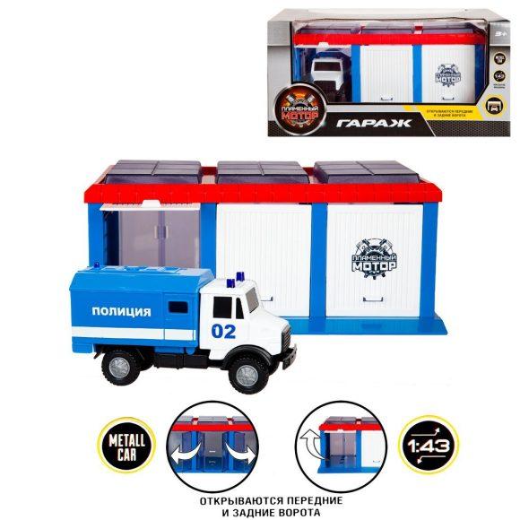 Детский гараж с машинками купить в москве тамбов гараж металлический купить