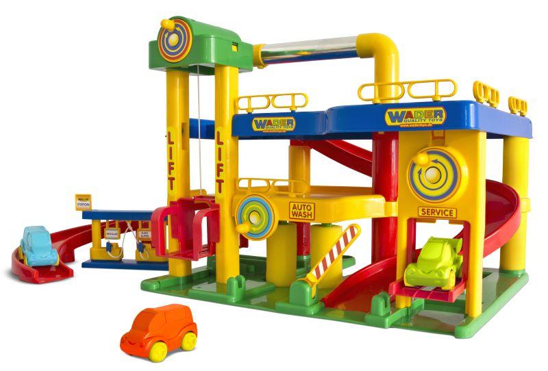 Детский гараж с машинками купить в москве утеплить железные стены гаража изнутри