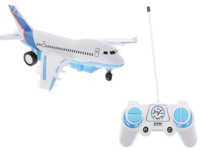 Детские самолеты на пульте управления