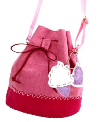 175ecdf7d711 Шьем детскую сумочку - Родные игрушки